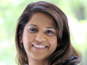 Headshot of Ritu Vig, Chief Legal Officer, SP+
